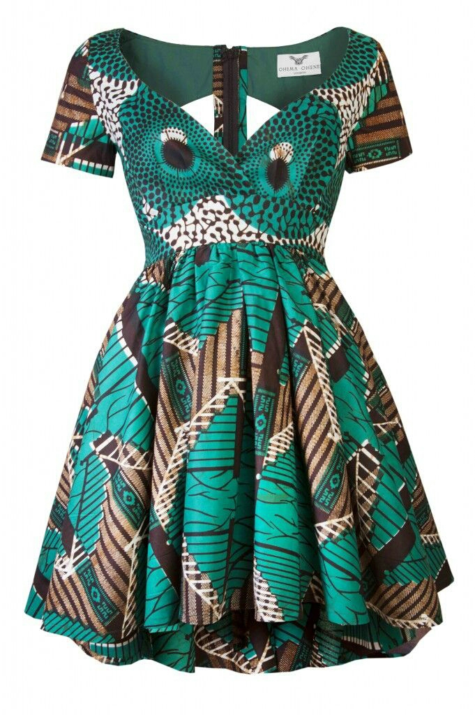 African Prints in Fashion